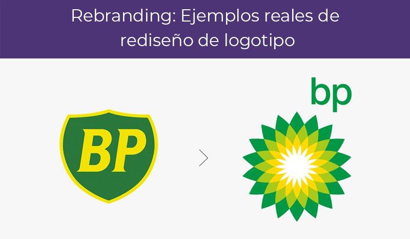 Ejemplo Rebranding BP